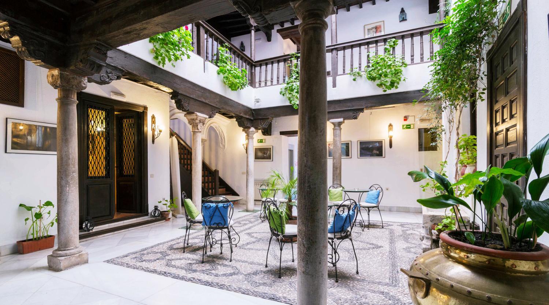 Hotel Casa del Capitel Nazarí