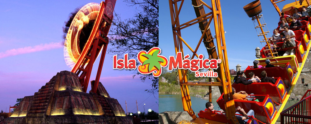 ISLA MAGICA PACKAGE