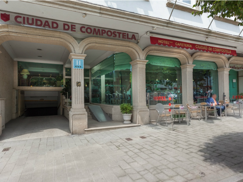 Hôtel Ciudad de Compostela