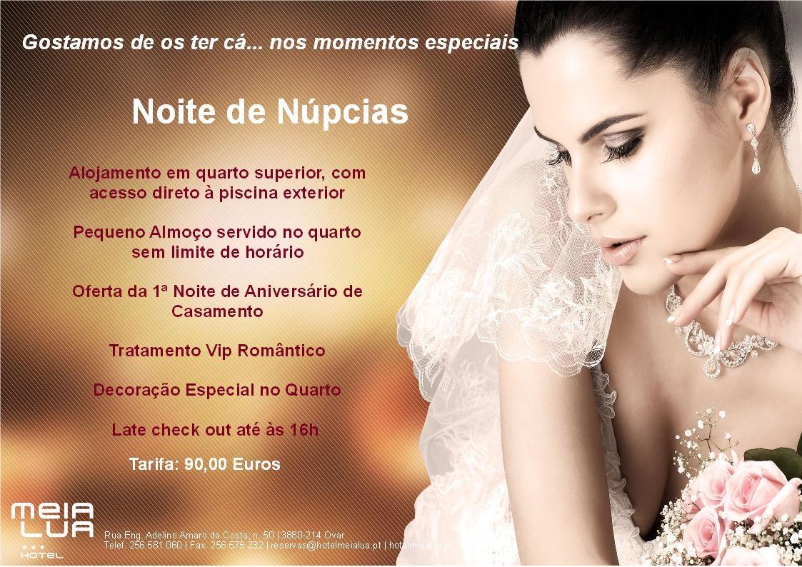 NOITE DE NÚPCIAS