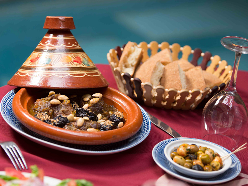 Moroccan cuisine<br />