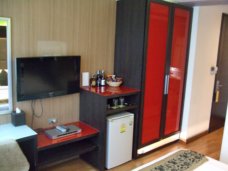 TWIN DELUXE (2 BEDS)