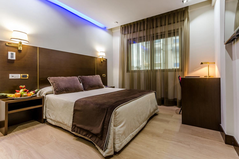Habitaciones del hotel princess for Como reservar una habitacion en un hotel