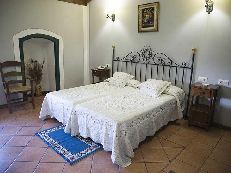 Habitación doble o twin (2 camas)