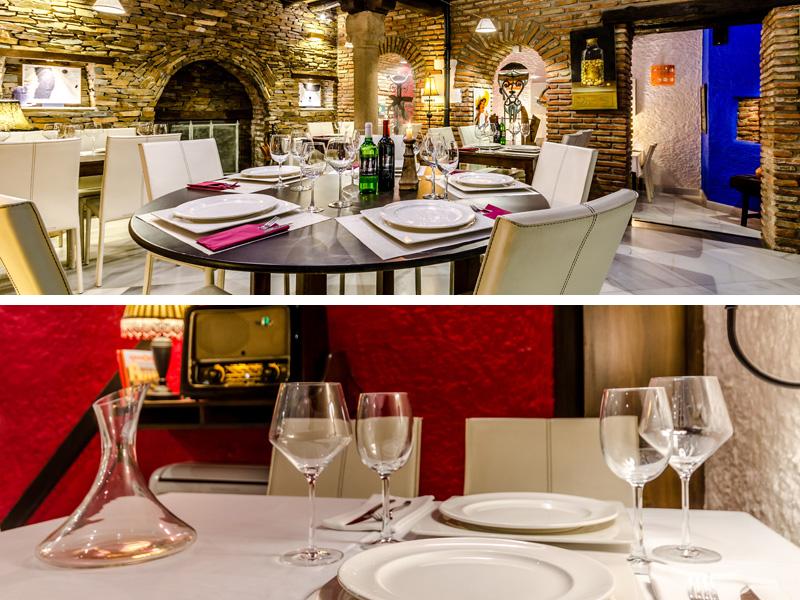 Carta y menús especiales Taberna - Restaurante El  Búho