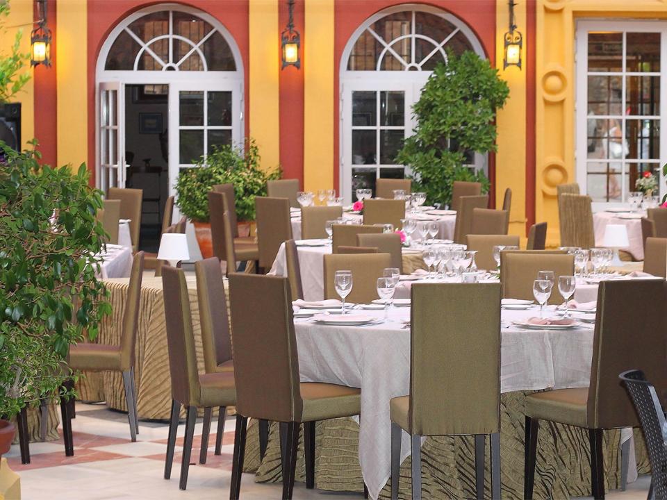 Hotel Huerta Honda