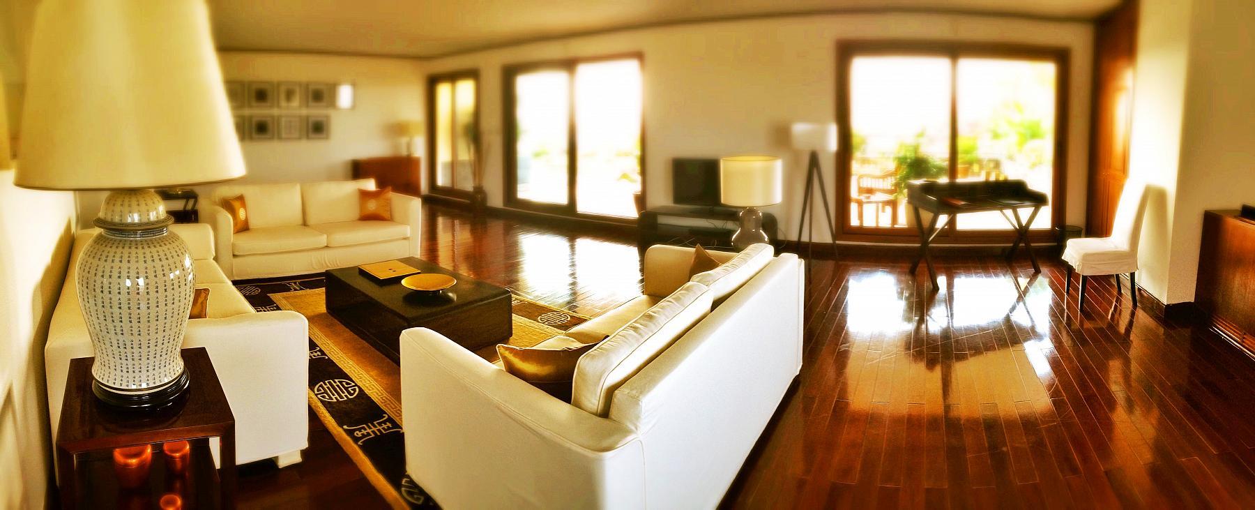 3 bedrooms Suite