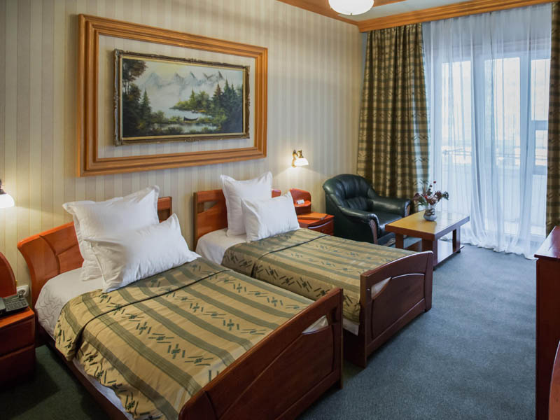 Bucharest Comfort Suites