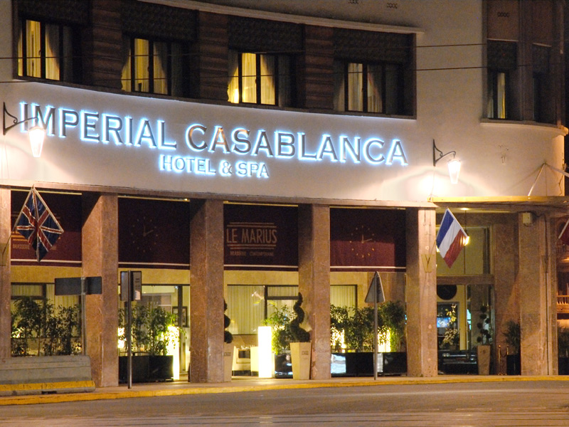 Imperial Casablanca Hotel & Spa