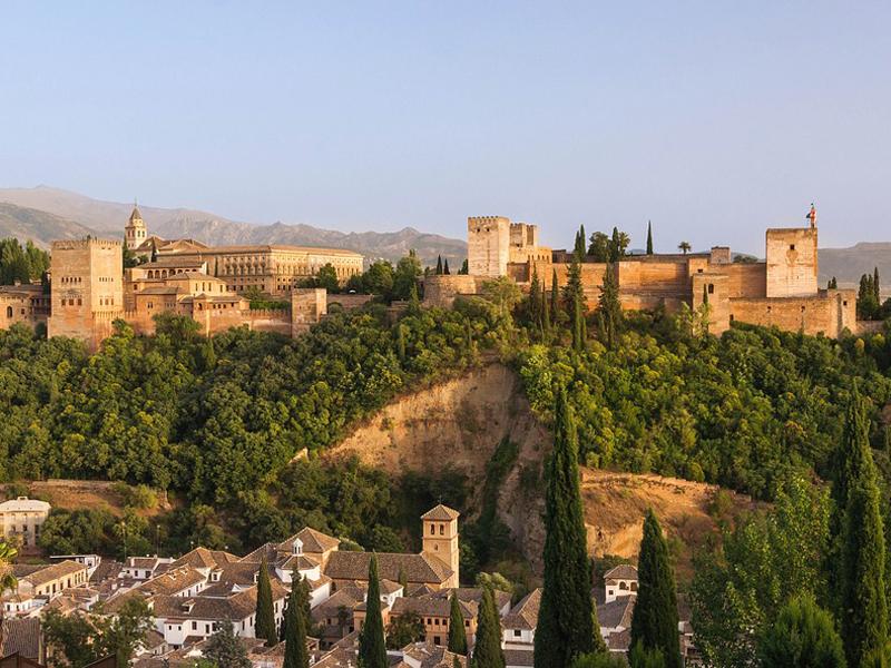 Granada y su pasado