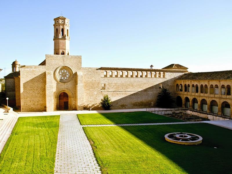 Hospedería Monasterio de Rueda
