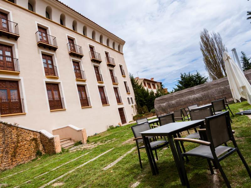 Palacio de la Iglesuela