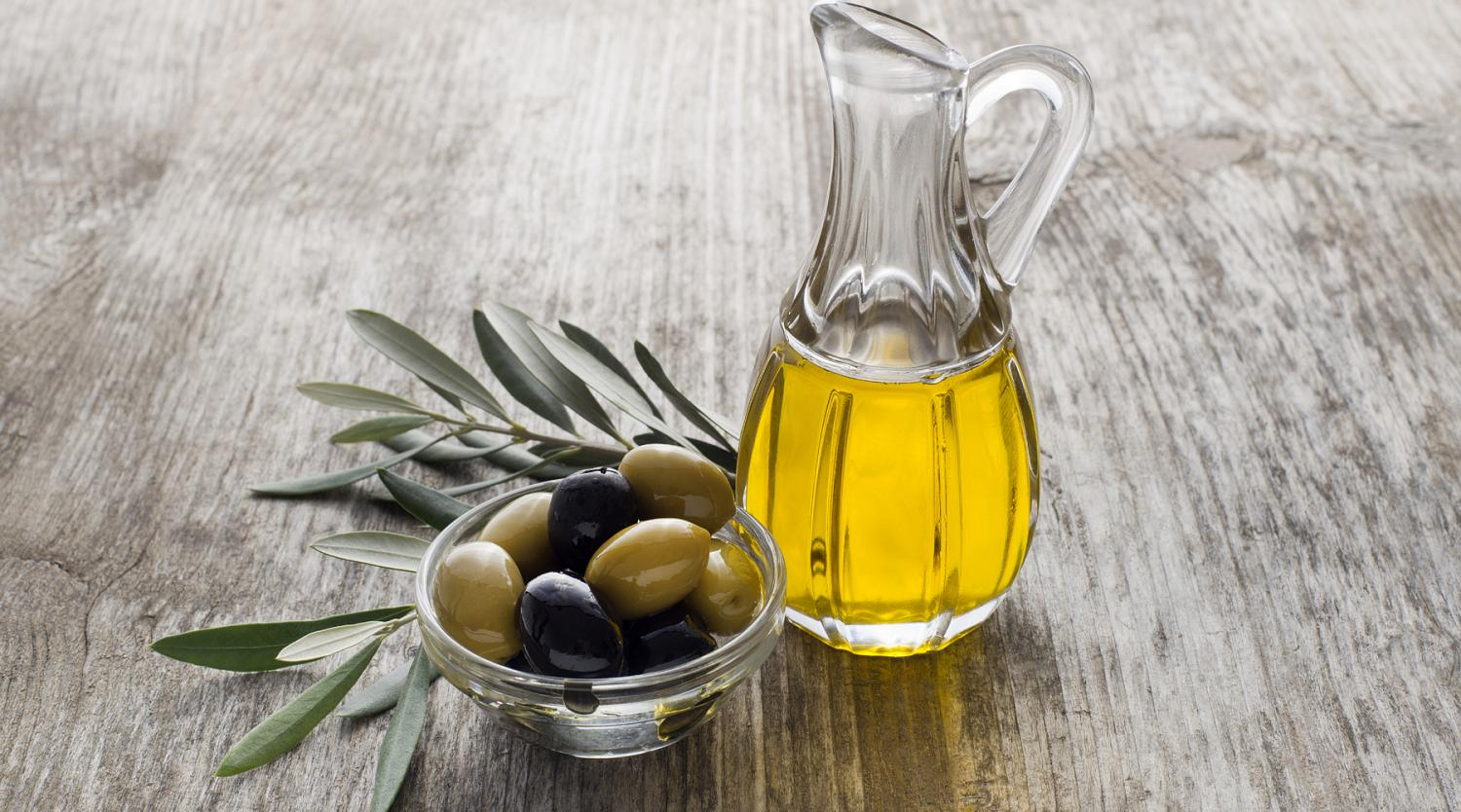 First class olive oil