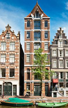 Amsterdam bezoeken