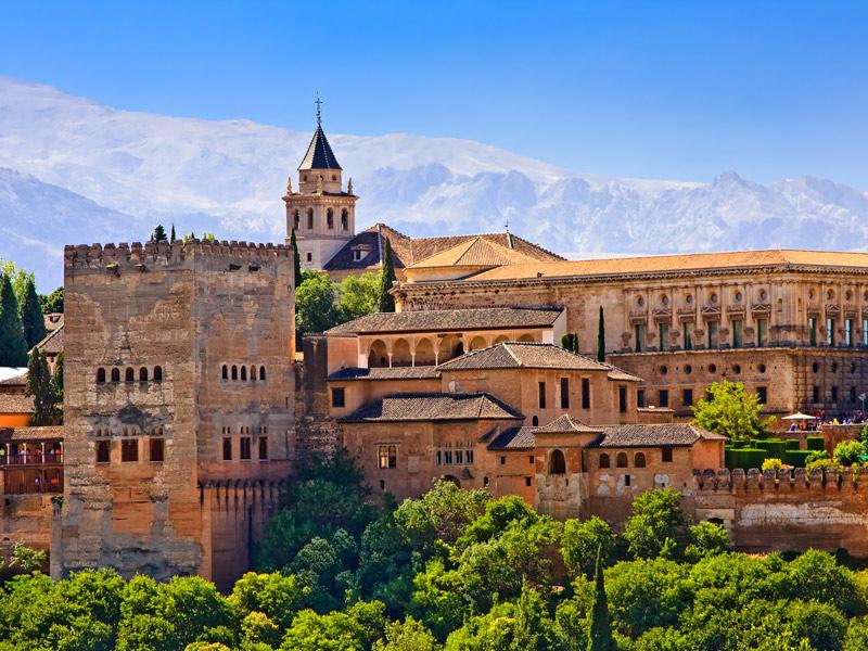 Granada y La Alambra