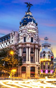 Découvrez Madrid