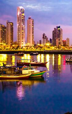 Visit Panama City