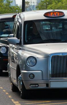 Taxi híbrido