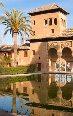 La <br/>Alhambra