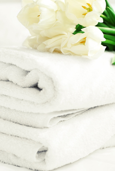 Servicio de lavandería