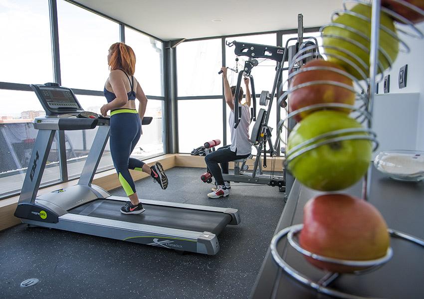 Photos of the gym