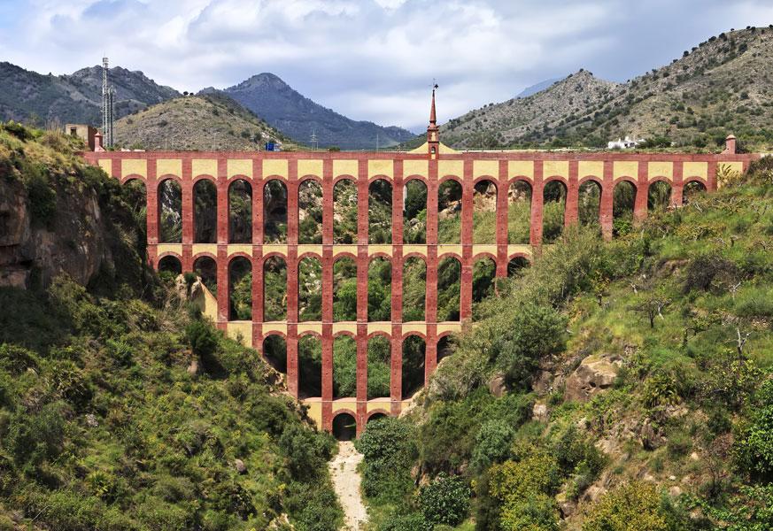 Frigiliana and the wine route