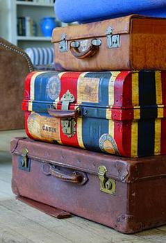 Sala de<br/> bagagens