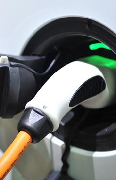 Cargador coches eléctricos