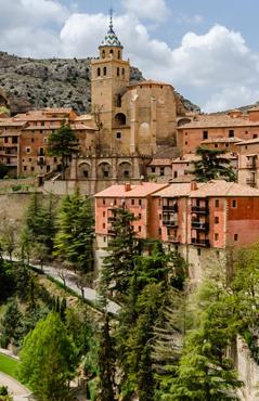 Albarracín pittoresque