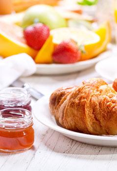 Breakfast<br/> buffet