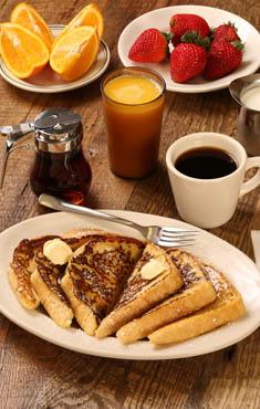 Desayuno <br>continental