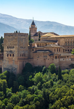 Disfruta de Granada