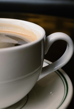 Te y café gratuito
