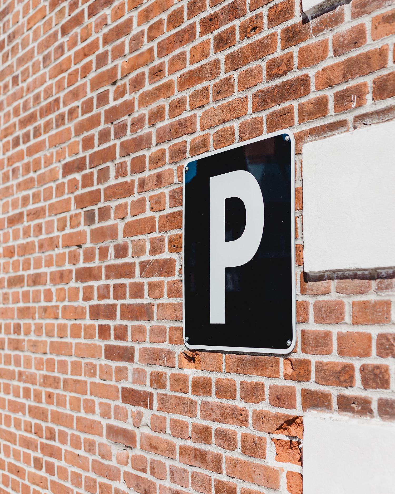 Parking  <br> privat