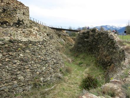 El Castell de Llívia