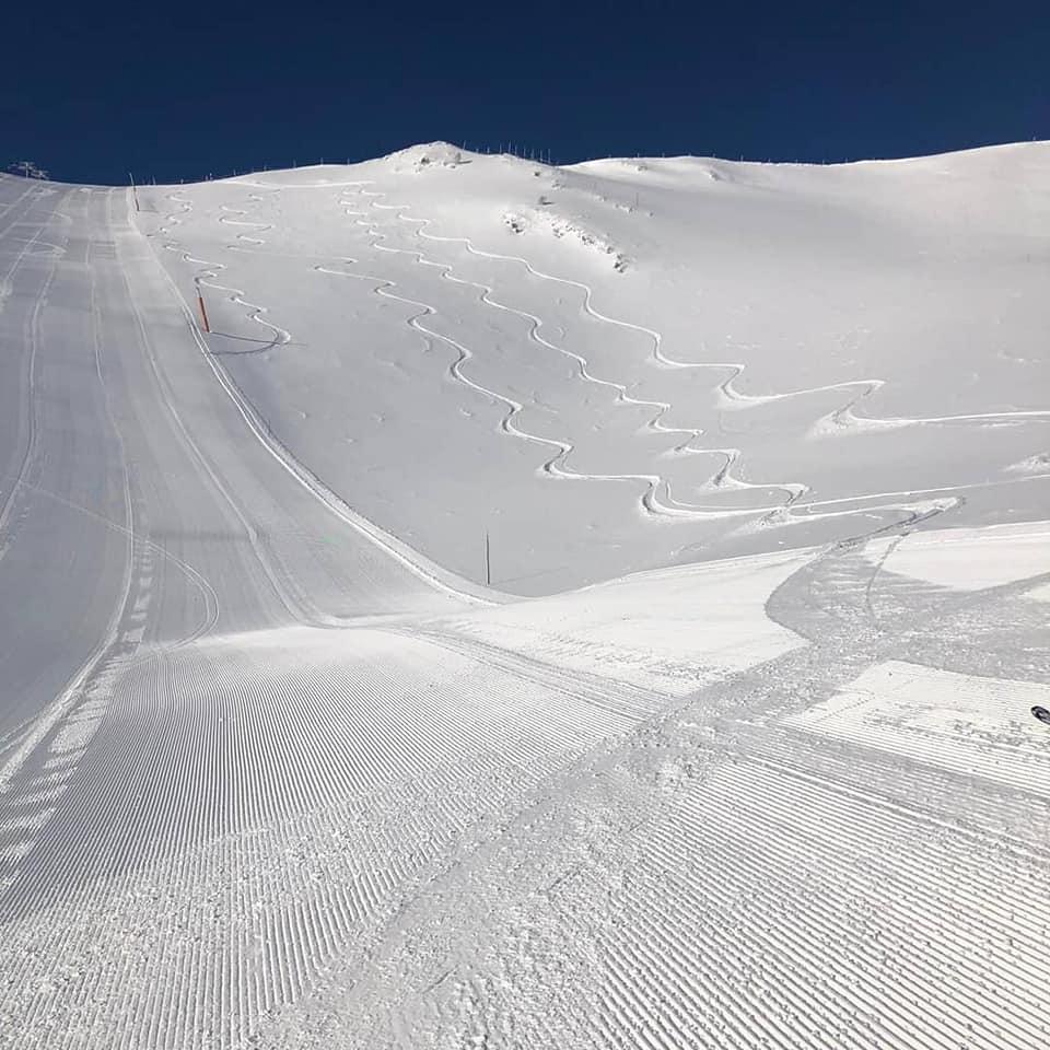Apertura de las estaciones de esquí de La Cerdanya