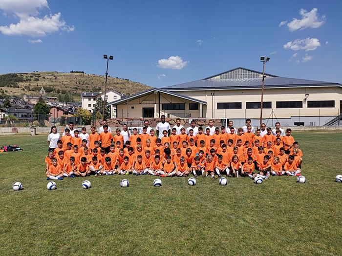 Quinta edición del WIC Soccer 2019