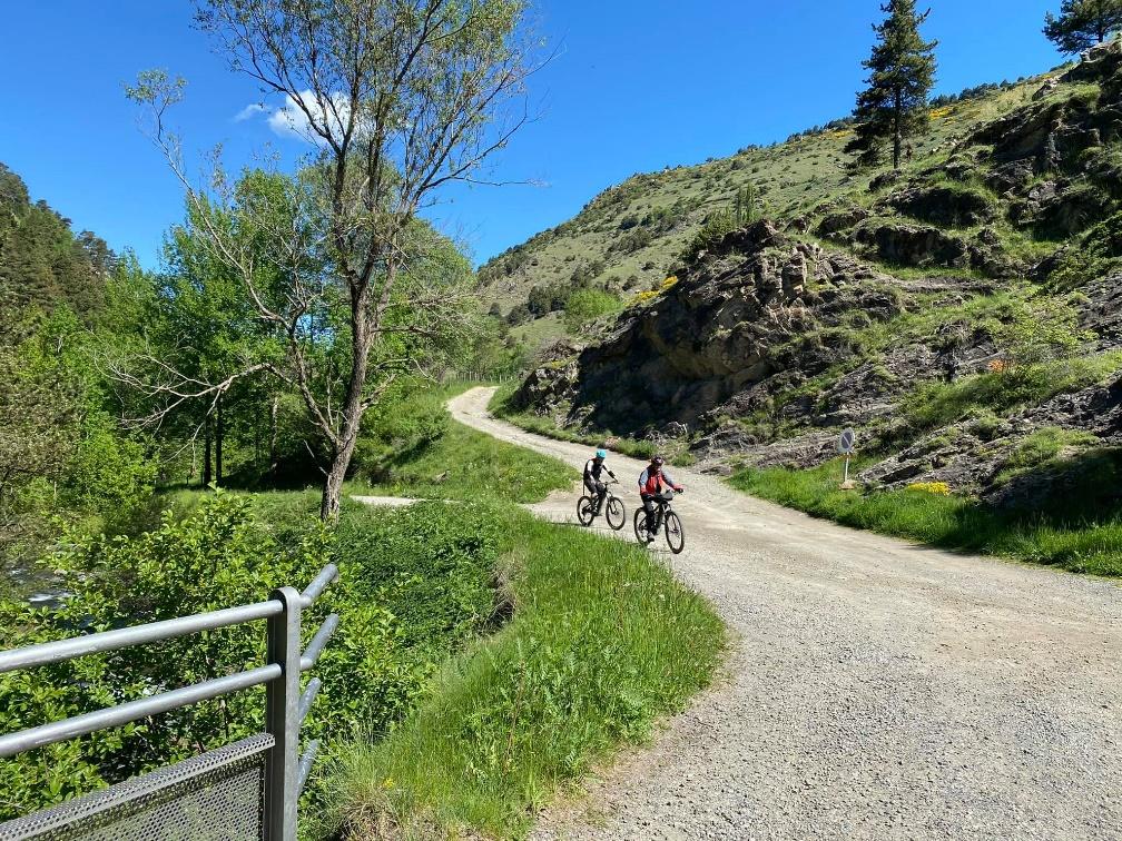 El cicloturismo en España