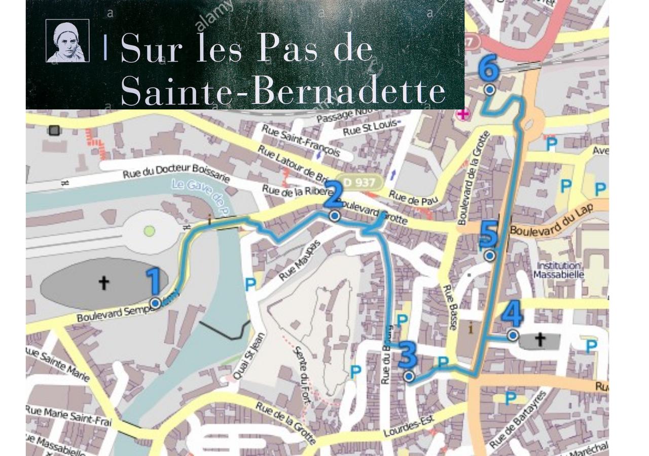 Bernadette's levenspad