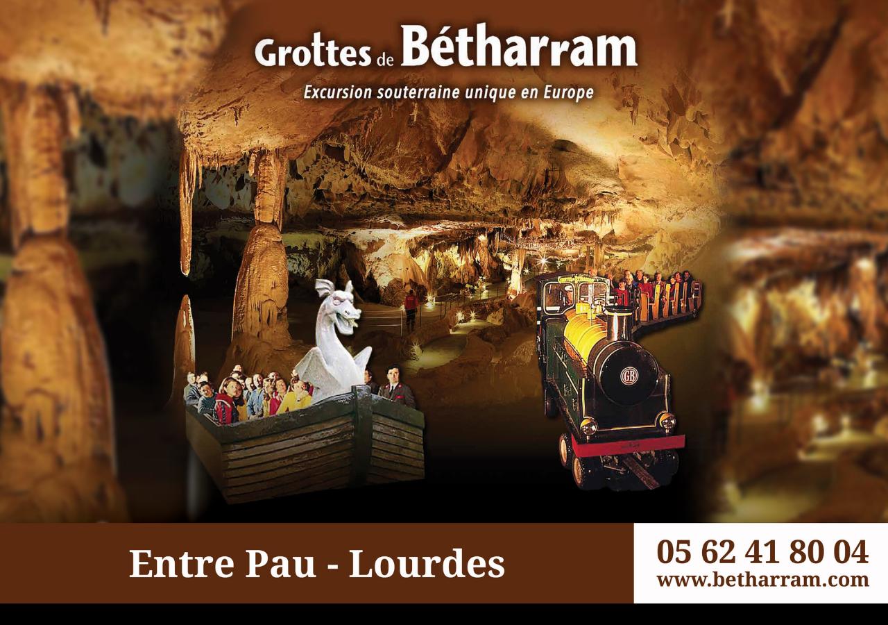 Grottes de Bétharam