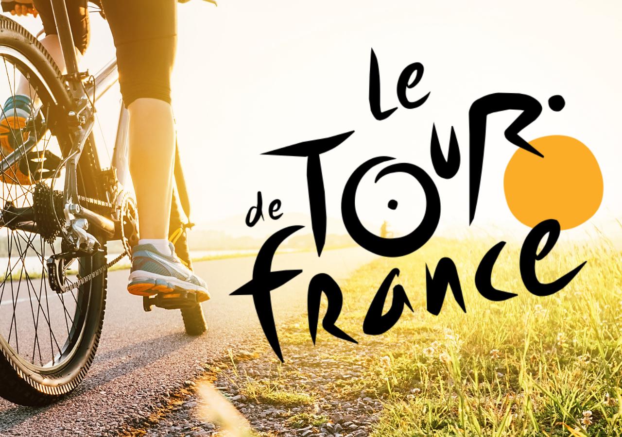 Ciclista do Tour de France (a partir de 12 a 16 de julho)