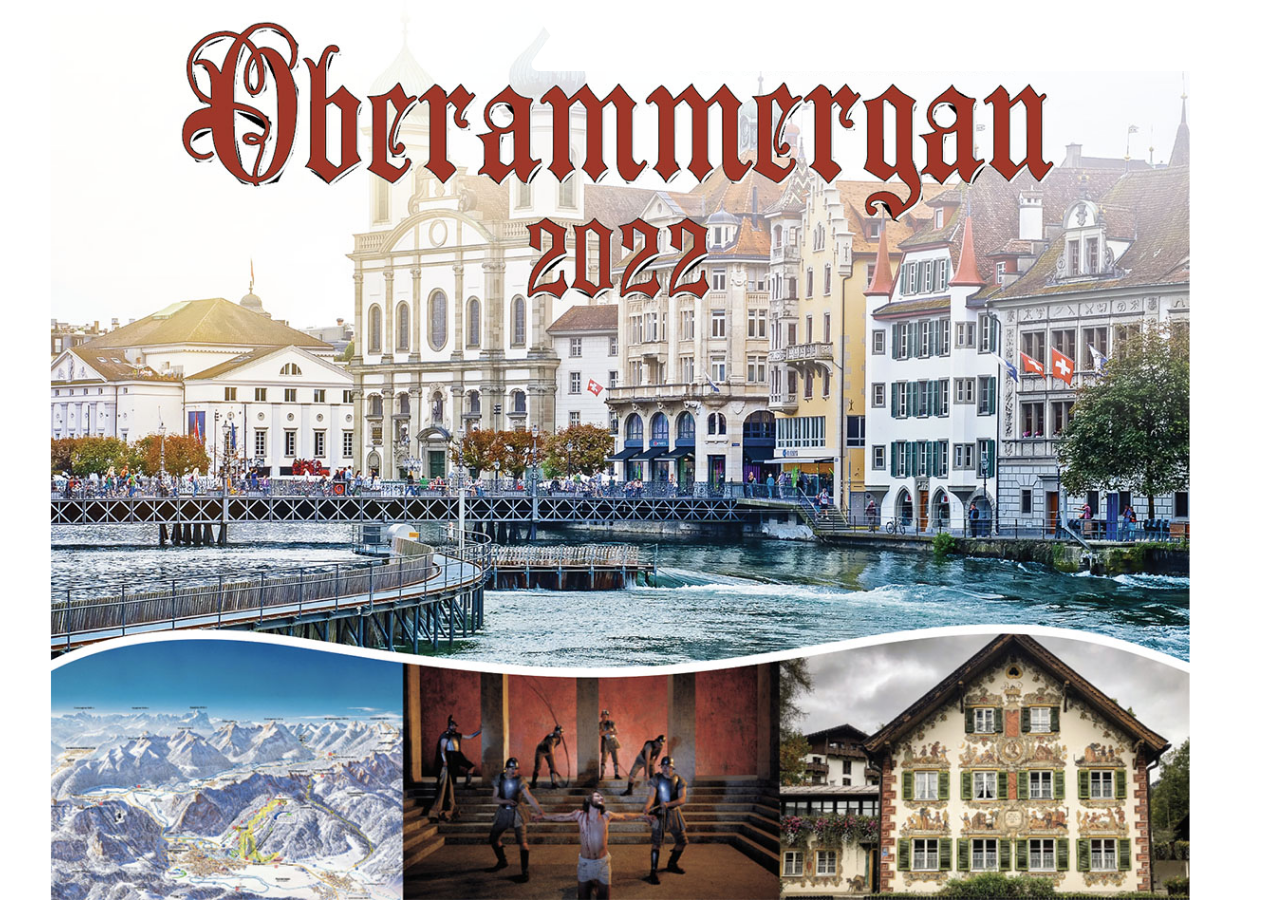 Oberammergau  (Jogo da Paixão)