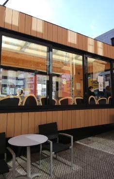 Nuestra <br>cafetería