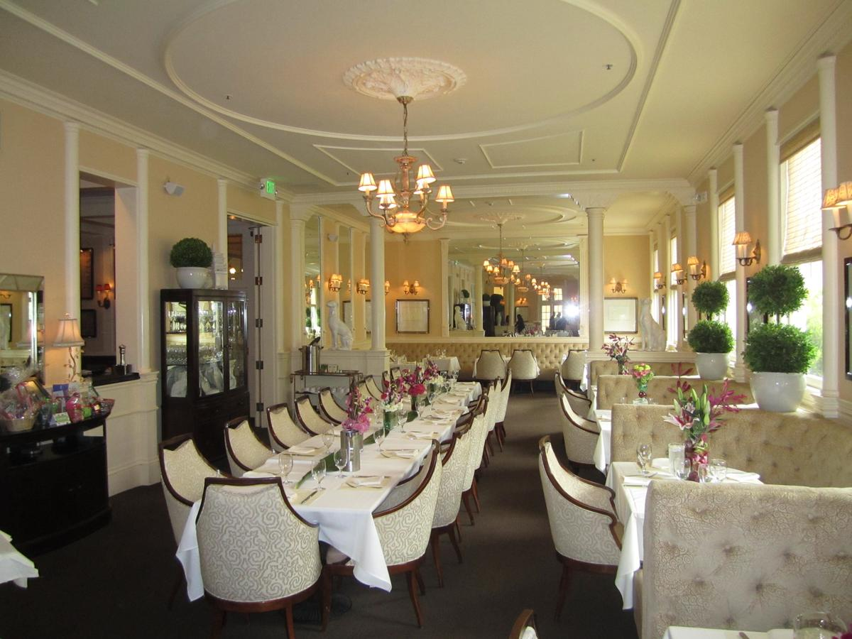 CAFE MAJESTIC AND BUTTERFLY LOUNGE