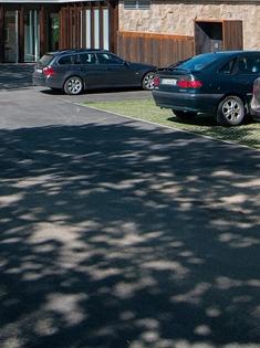 Outdoor <br> Car Park